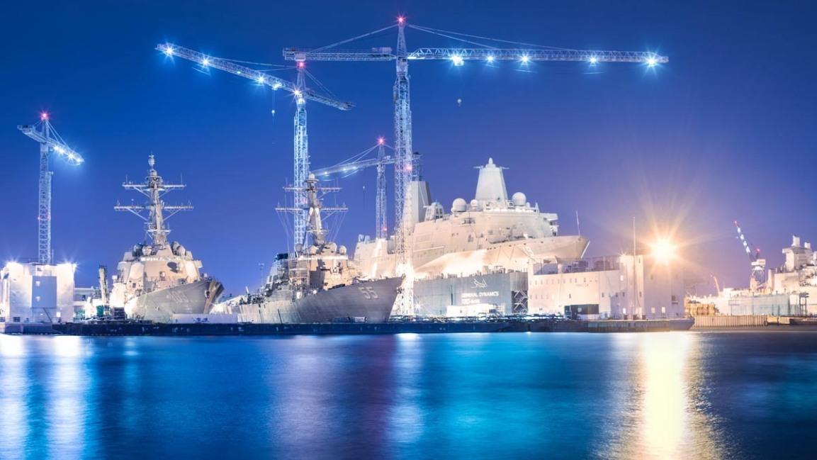 Menuju Perang di Laut ChinaSelatan
